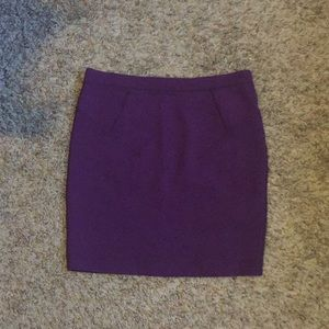 NWOT French connection mini skirt